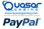 Quasar Gaming Paypal