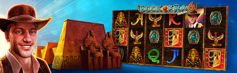 Stargames, Book of Ra 6, Bonus
