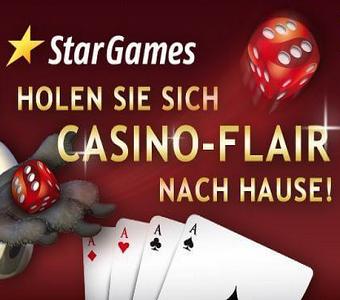 Stargames Novoline Bonus