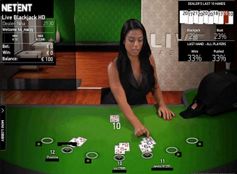 Live Black Jack Netent Casinos