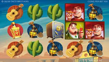 Taco Brothers, Casino Cruise