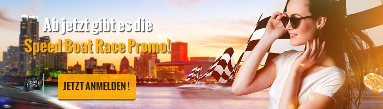 10.000 € Gratis Aktion im Casino Cruise