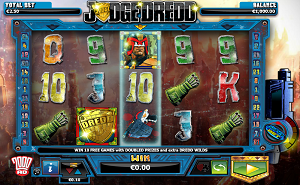 Spiele Judge Dredd - Video Slots Online
