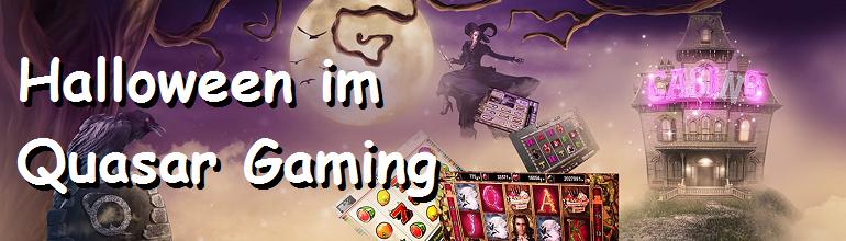 Halloween Preise im Quasar Gaming
