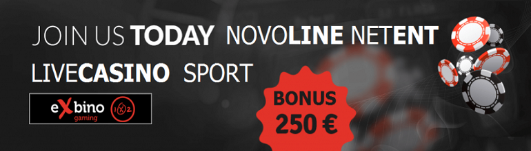 Novoline Casino Exbino Games