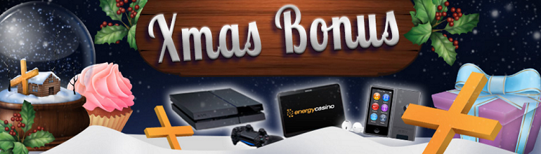 Energy Casino Christmas Kalender