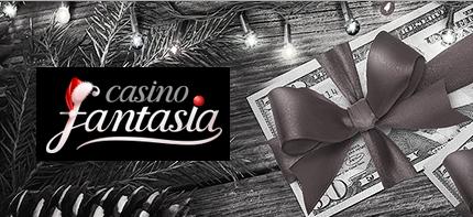 5.000 $ Fantasia Weihnachts Bonus