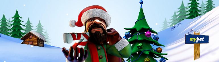 Christmas, Mybet, Freispiele Gratis
