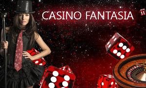 Casino fantasia Bonus 80 $ Gratis
