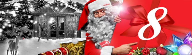 Redbet Christmas Aktion