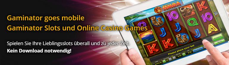 Mobile Novoline Casino