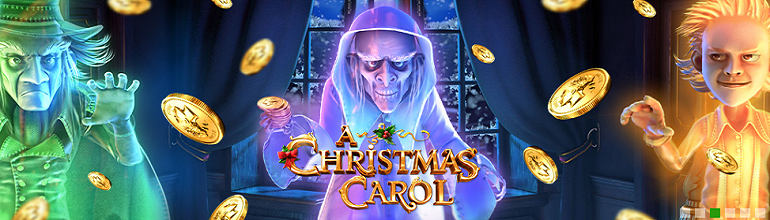 Betsoft Christmas Carol Slot