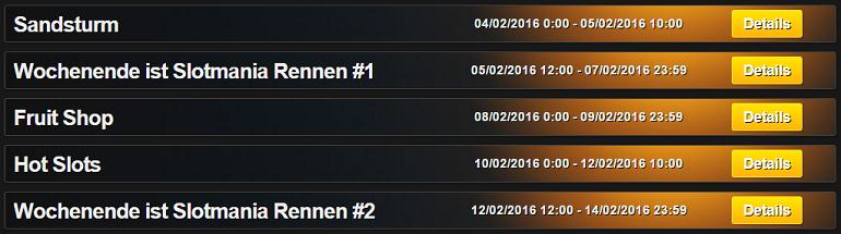 Gratis Turniere Online Casino