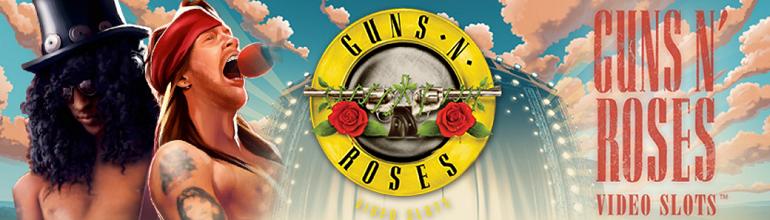 Guns'n Roses Gratis Slot