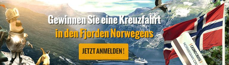 Norwgen Kreuzfahrt Casino Cruise