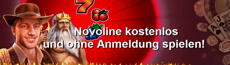 Novoline Ohne Anmeldung