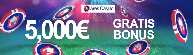 Ares Casino Novoline Spiele Bonus