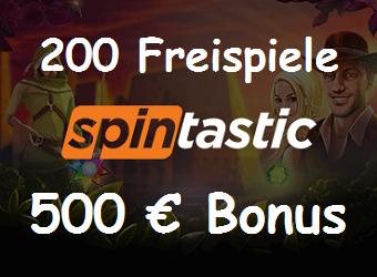 Spintastic Novoline Online Casino