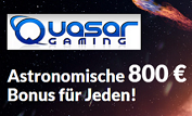 Quasar Gaming Netent Bonus